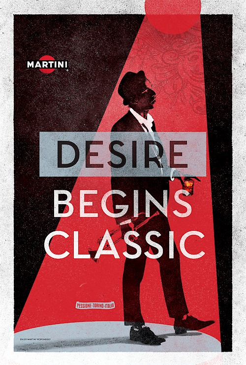 Martini - Begin Desire Spotlight