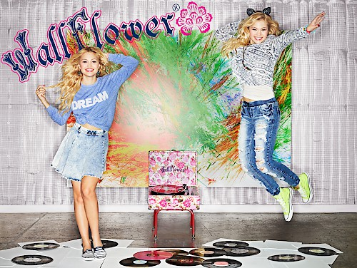 WallFlower Jeans - Olivia Holt Records