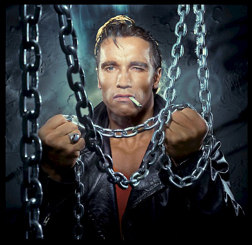 Occupation Dreamer - Arnold Schwarzenegger