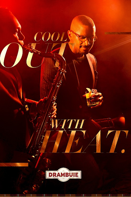 Drambuie - Cool Out with the Heat